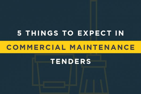 Commercial Maintenance Contracts: 5 Things to Expect When Tendering